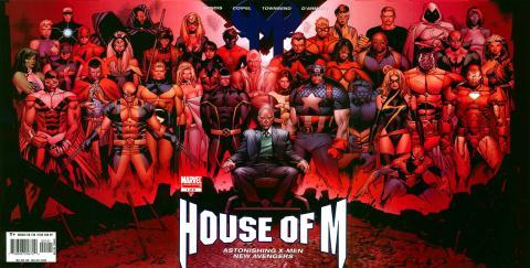 House of M portada