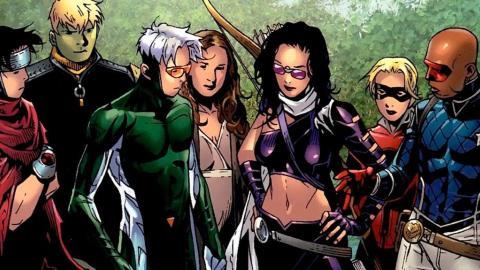 Jóvenes Vengadores
