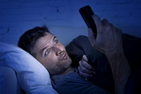 Ligar online de noche