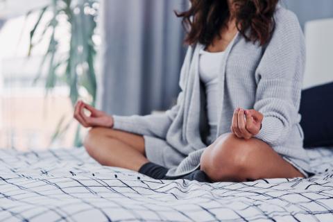 Meditar mañana