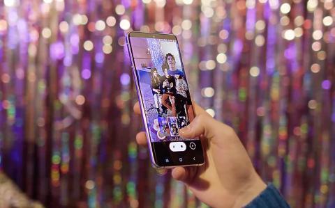 Modo Director en los Samsung Galaxy S21