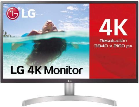 Monitor LG 27UL500-W