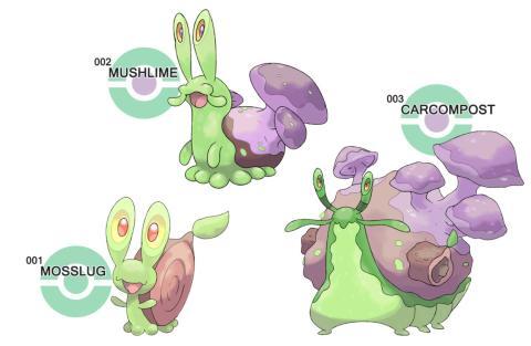 Mosslug
