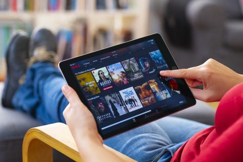 Netflix catálogo
