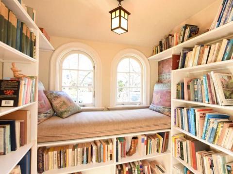 Un oasis literario en Palo Alto, California, 105 euros la noche
