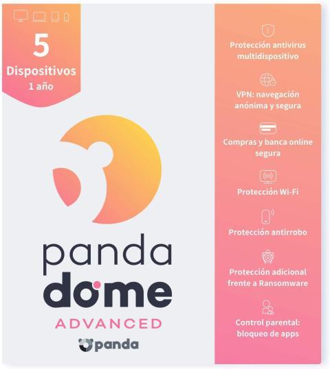 Panda Dome Advanced 2021