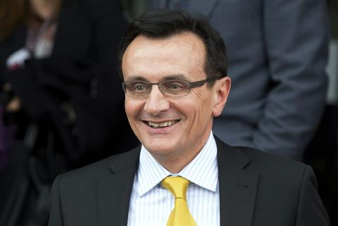 Pascal Soriot, CEO de AstraZeneca.