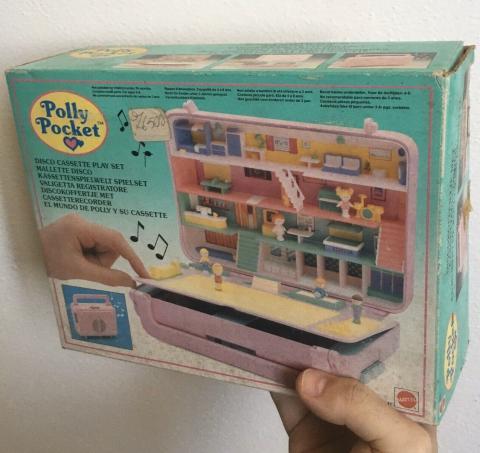 Polly Pocket de 1989.