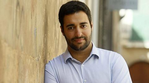 Rafael Jorda Siquier, CEO y fundador de Open Cosmos.