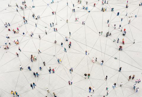 Redes humanas en recursos humanos