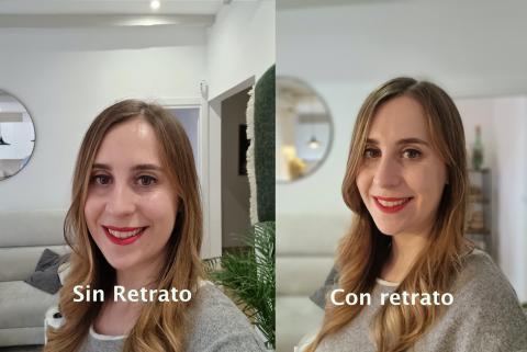 retrato selfie s21 ultra