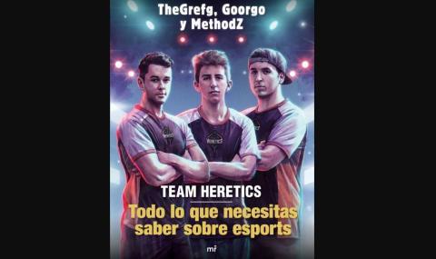 Team Heretics libro