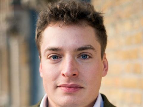 Nick Fulton cofundador y CEO de trustshare.