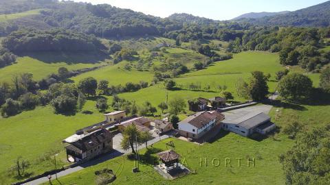 Vistas de El Mortorio, Asturias