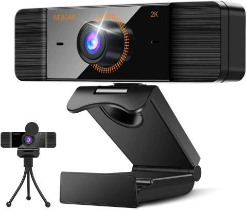 Webcam 2K Fanlce