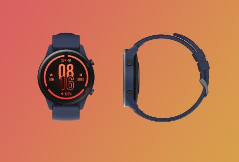 Xiaomi Mi Watch Azul