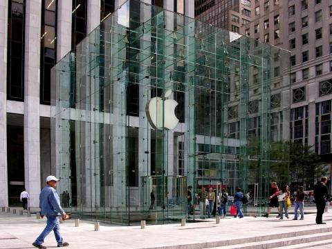 Apple sigue siendo uno de los mayores pagadores de dividendos.