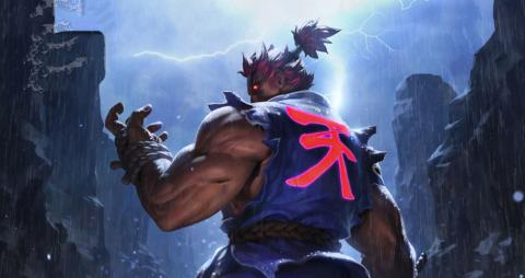 Akuma es también el nombre de un luchador de Street Fighter
