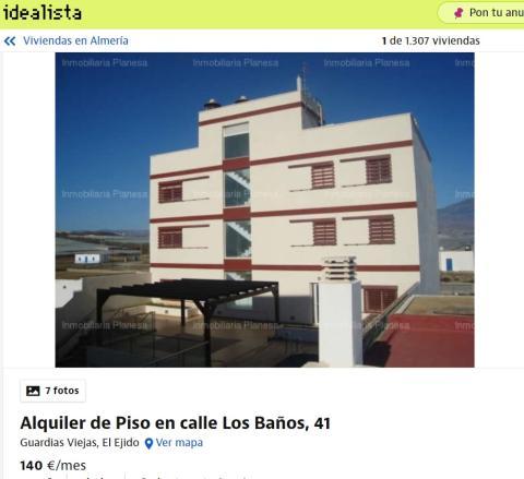 Almería 140 euros
