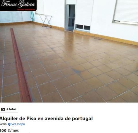 Alquiler Ourense