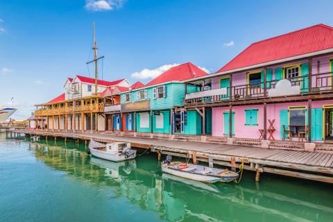 Antigua y Barbuda.