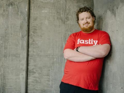 Artur Bergman, arquitecto jefe y CEO de Fastly.