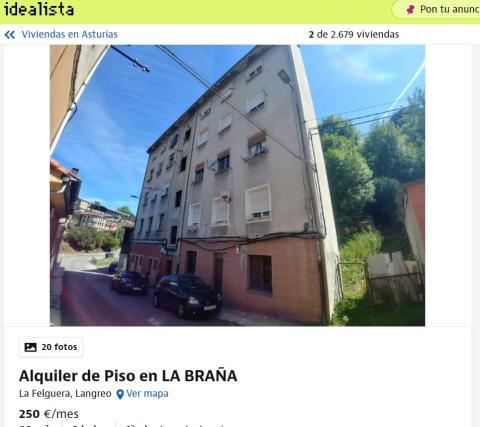 Asturias – 250 euros