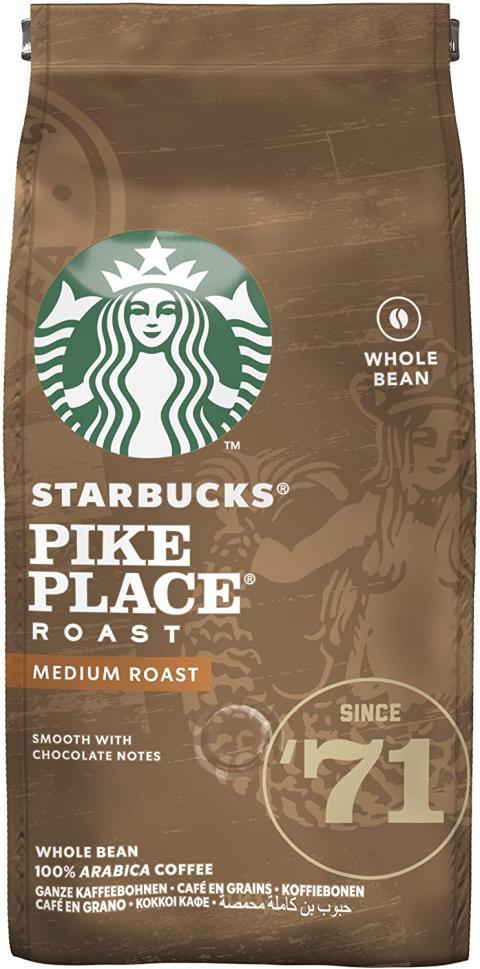 Café en grano Starbucks