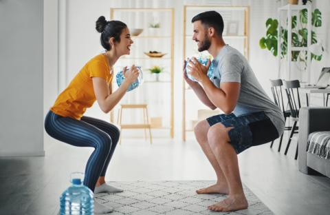 canales de Youtube para hacer ejercicio en casa