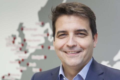 El CEO de Iberia Express y ex director de Producción de la aerolínea Carlos Gómez.