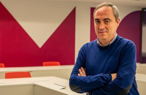 Carlos Picazo, profesor y fundador de MIOTI.