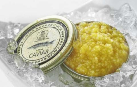 Caviar Almas
