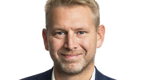 CEO de Northvolt, Peter Carlsson