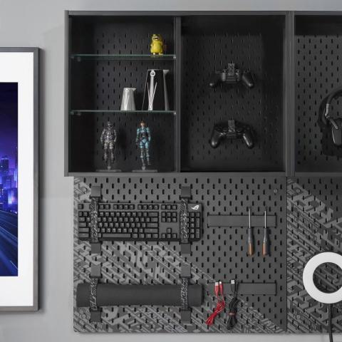 Coleccion gamer Ikea