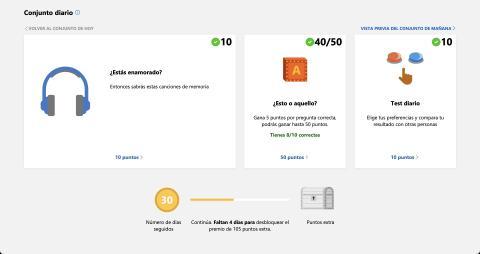 Cómo ganar dinero con Microsoft Rewards
