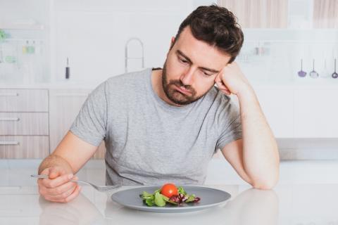Dieta aburrida.