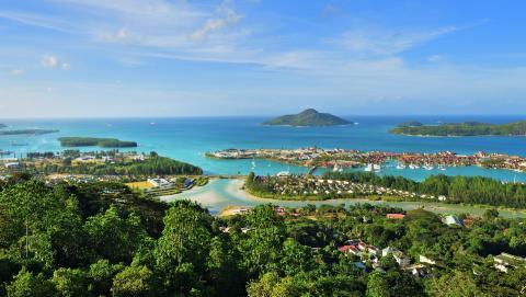 Eden Island, en Mahe (Seychelles)