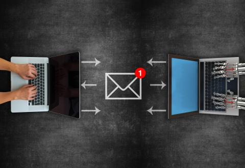 Email engañoso