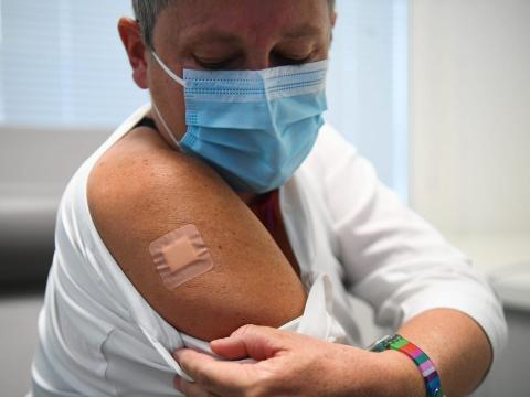 Ensayo clínico de Novavax