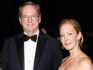 Eric y Wendy Schmidt