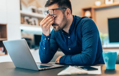 Errors when making the income statement