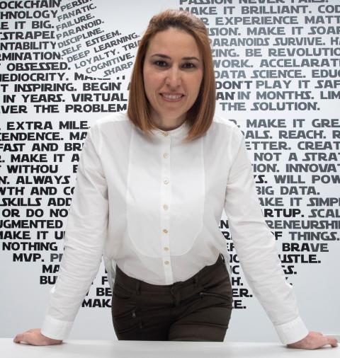 Fabiola Pérez, CEO de MIOTI.