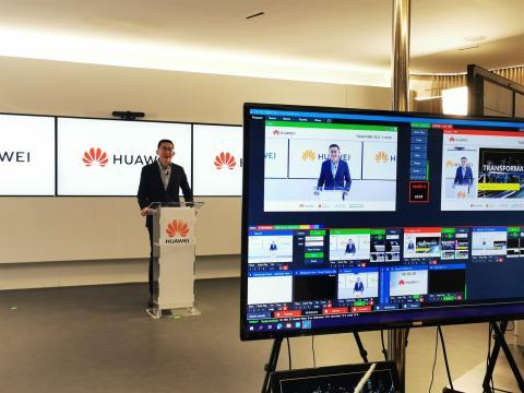 Fred Wang, director general de la división de Consumo de Huawei
