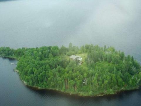 Frypan Island