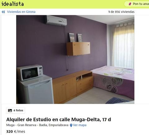 Girona – 320 euros