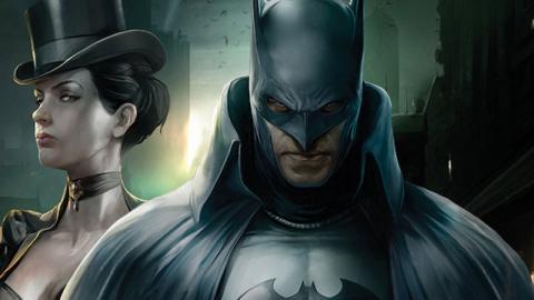 Gotham Luz de Gas