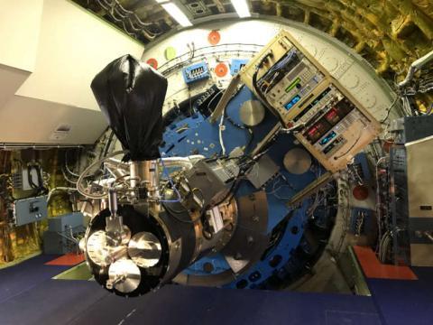 Instrumentos observación NASA
