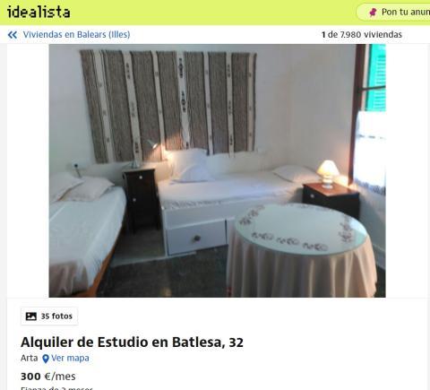 Islas Baleares – 300 euros