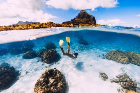 Islas Mauricio.