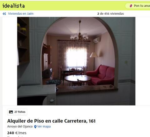 Jaén – 240 euros